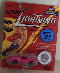 El Camino Chevy Pickup Utility Truck Surfboards Johnny Lightning Commemorative