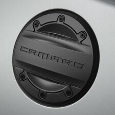 2016-2018 Chevrolet Camaro Genuine GM Fuel Door All Black 23506590