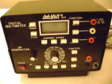 Lab-Volt 1247-00 Digital Multimeter & Function Generator Lab Volt LCD Display