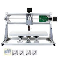 CNC3018 With ER11 DIY CNC Engraving PCB PVC Milling Machine Wood Router A1R7