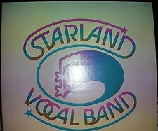 """STARLAND VOCAL BAND """"SELF TITLED"""" 12"""" Vinyl Stereo LP 1976 WINDSONG PROMO VG+"""