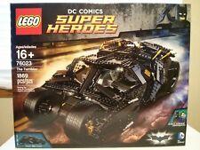 LEGO Batman The Tumbler 76023 DC Comics New Factory Sealed Joker Dark Knight