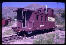 HOn3 MRGS KIT# 400 RGS 0404 Long Caboose Kit, (D&RGW also) narrow gauge.
