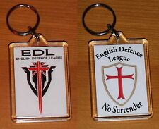 EDL Double Sided Key Ring Chain