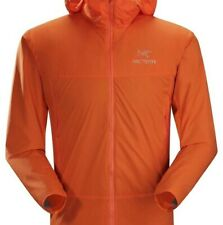 Arc'teryx Atom SL Hoody Mens Small Phoenix Orange BNWT
