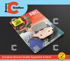 2012 - 2014 HONDA NC 700 X NC700X - REAR EBC HH RATED SINTERED BRAKE PADS