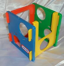 Little Tikes Dollhouse Size Activity Cube Jungle Gym Climber Without Slide