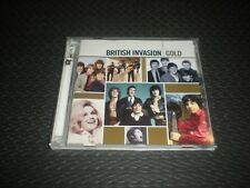 COFFRET 2 CD BRITISH INVASION GOLD 32 TITRES