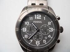 Fossil chronograph men's,quartz,battery & water resistant Analog watch.BQ-1240