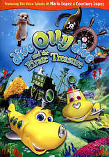 Dive Olly Dive and the Pirate Treasure   DVD  Buy 3 Get 1 Free