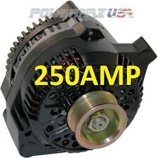 HIGH OUTPUT AMP ALTERNATOR Fits BLACK MUSTANG THUNDERBIRD COUGAR 3.8 5.0L 250A