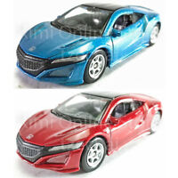 Welly 1:60 Die-Cast 2015 Honda NSX Car Red / Blue Color Model Collection New