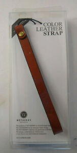Wetherby Leather Camera Wrist Strap Brown