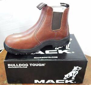 Genuine Mack Rider / Dealer Safety Boot