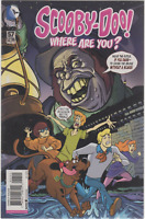 SCOOBY-DOO  WHERE ARE YOU # 57 DC Comics 2015 COVER A UNREAD