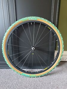 Retro 1st Generation Mavic Crossmax Wheelset WITH Michelin Wildgripper Tyres.