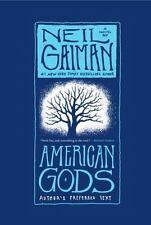 American Gods: A Novel: By Neil Gaiman