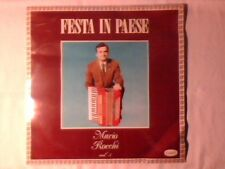 MARIO ROCCHI Vol. 5 - Festa in paese lp RARISSIMO SIGILLATO VERY RARE SEALED!!!