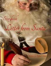 Letter from Santa: Children's Christmas Storybook Letter, Personalized by You