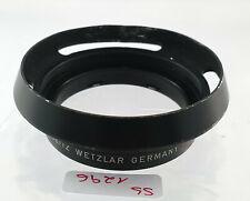 Original Leica Leitz M 1.4/35 Sonnenblende Lens Shade Hood 12504 Germany 1296/9