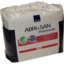 ABRI SAN x-plus Air Plus Nr.11 36x70 cm 16 St PZN 3561532