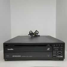 Pioneer LaserDisc Player LD-V8000 UNTESTED No Remote