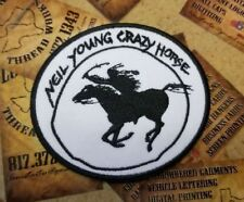 Neil Young Crazy Horse patch
