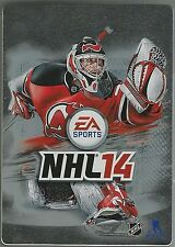 NHL 14 Collectible SteelBook - G1 Size [Video Game Metal Case] NEW