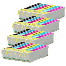 24 Cartouches d'encre XL pour Epson Expression Photo XP-750, XP-850, XP-950