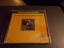 BODDINGTONS PRESENTS CD THE CREAM OF UK INDIE MUSIC BRAND NEW SEALED