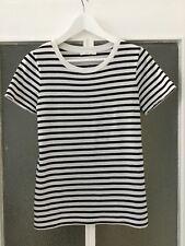 COS T-Shirt Gr. S top Mode Sommer Freizeit Urlaub Bekleidung  Design Marine Look