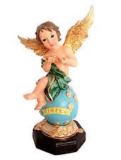 12 Inch Angel del Dinero Abundancia Abundance Money Statue Figurine Luck Suerte