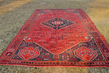 Stunning Horse Head Vase Floral Oriental Carpet,Gorgeous Antique 4TH QUARTER RUG
