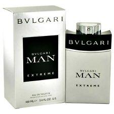 PROFUMO UOMO BULGARI X MAN MEN EXTREME 100 ML EDT 100ML EAU DE TOILETTE 3,4 OZ