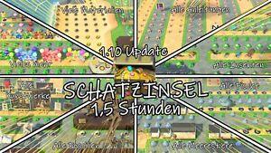 Animal Crossing New Horizons Schatzinsel, Anleitungen, Bewohner, Museum etc