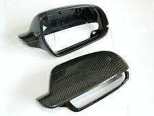 Audi a5 8t a4 b8 a3 8p carbon espejo cover espejo tapas mirror Replacements
