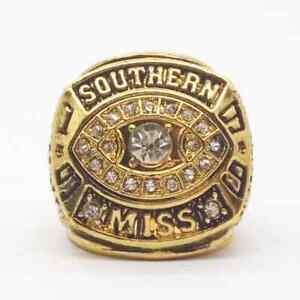 1998 TULANE C.USA SOUTHERN MISS Championship rings