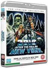 2019 AFTER THE FALL OF NEW YORK [Blu-ray] (1983) Sergio Martino 88 Films