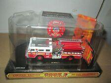 CODE 3 1/64 city new york  pumper  Fire Dept 60 no 02453 seagrave truck
