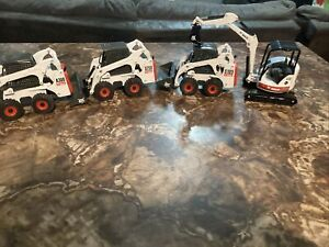 Bobcat 1:25 Scale Lot