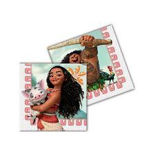 Tovaglioli carta 20 pz. Oceania Vaiana Party Compleanno Festa Disney 87474