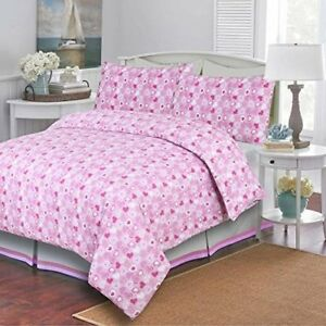 Printed Fabulous 100% Brushed Cotton Flannel Bedding,Duvet Cover Set GSM 180