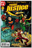 YOUNG JUSTICE # 1 - (DC 1998) - SIGNED BY TODD NAUCK - VF/NM!