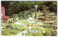 FAIRY-TALE FOREST*OAK RIDGE*NJ*SWISS MOUNTAIN VILLAGE*DEFUNCT AMUSEMENT PARK