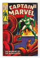 CAPTAIN MARVEL 12 FN/VF (7.0)THE MOMENT od THE MANSLAYER  (SHIPS FREE)*
