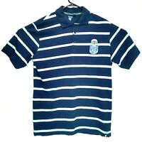 State of Origin VB Vic Bitter NSW Blues Official Supporter Polo shirt Size Large