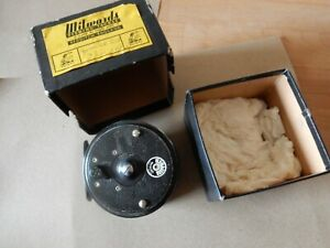 Milwards Flymaster Trout/Sea Trout Reel, boxed