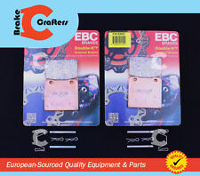 1985 SUZUKI GSXR750 GSXR 750 F - EBC HH DOUBLE H FRONT BRAKE PADS WITH NEW PINS
