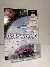 2003 Hot Wheels Preferred Volkswagen 3/4 VW Beetle Pearl Magenta Brand New