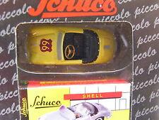 Schuco piccolo porsche 356 a cabriolet Ltd. 996 OVP (y5697)